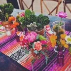 Desert Blooms: Dinner Party Edition