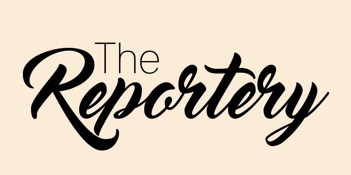Reportery Logo