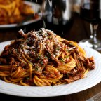 Sunday Dinner: Slow Cooked Beef Ragu Pasta